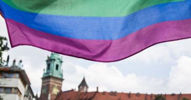 [PHOTOS] Krakow Equality March 2018