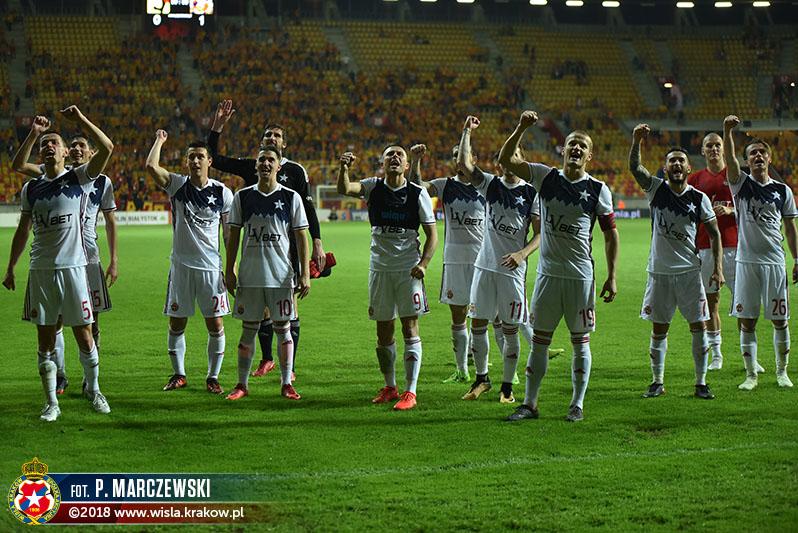 Win at Jagiellonia