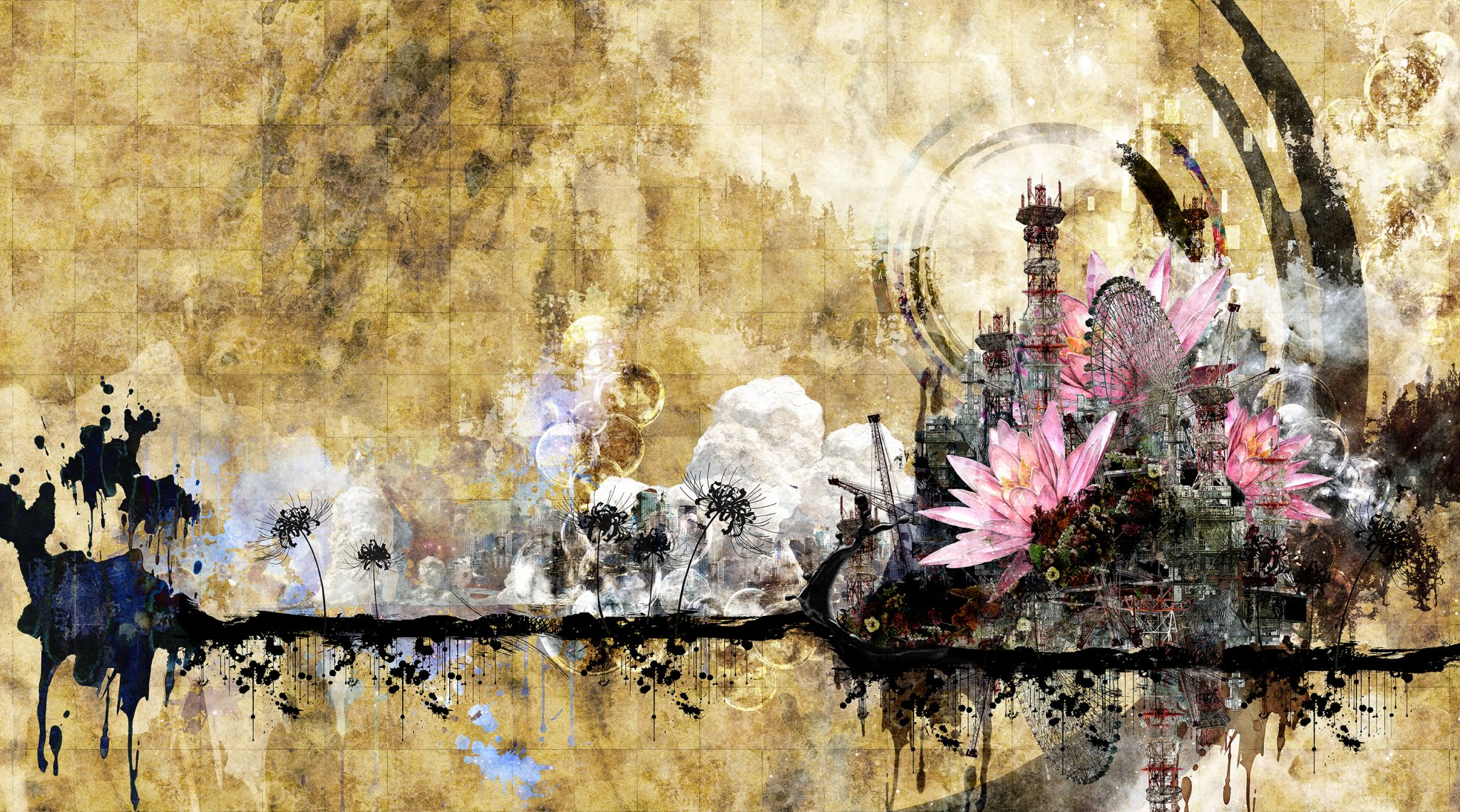 The art of Yuta Ikehara will be on display at the Manggha Museum of Japanese Art and Technology