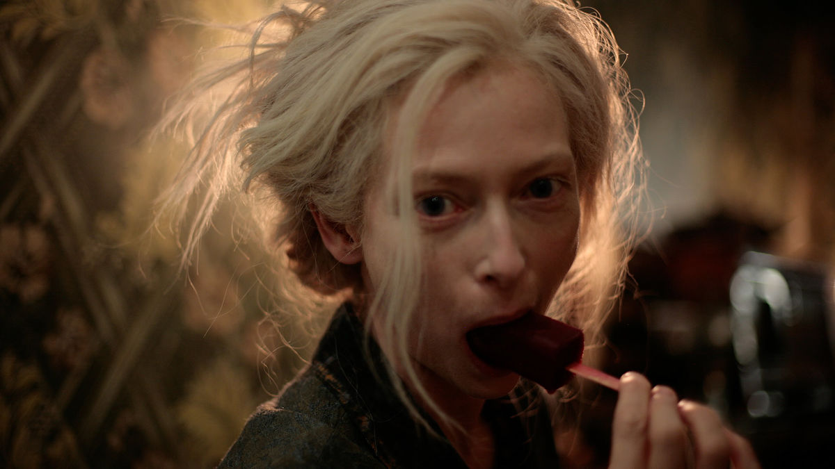 'Only Lovers Left Alive' (2013, dir. Jim Jarmusch) is the only context in which it's okay to say that Tilda Swinton sucks