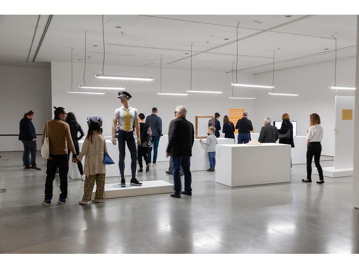 Simon Fujiwara, The Happy Museum, 2016