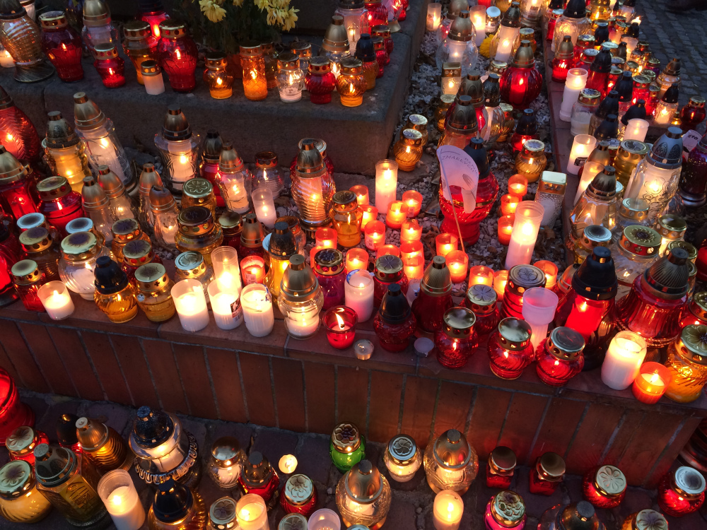 All Saints' Day (phot. Emily Bulak)