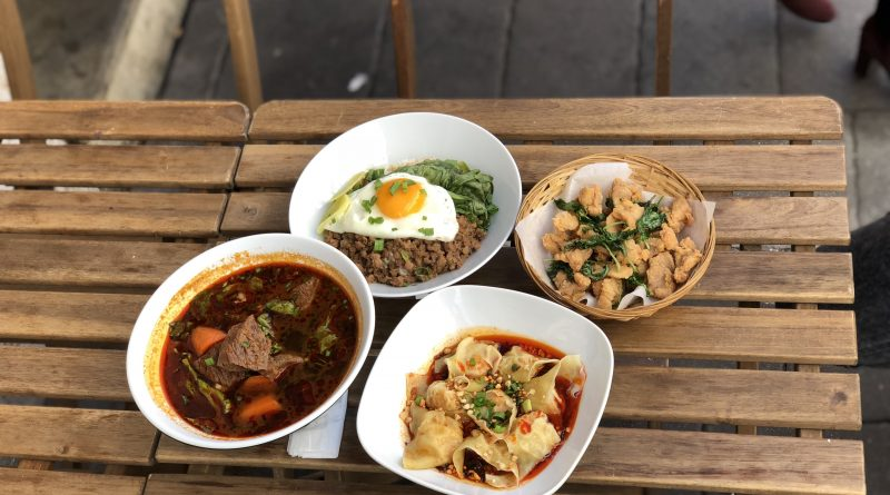 Drop In: KuKu Taiwanese noodle & fried chicken & bubble tea