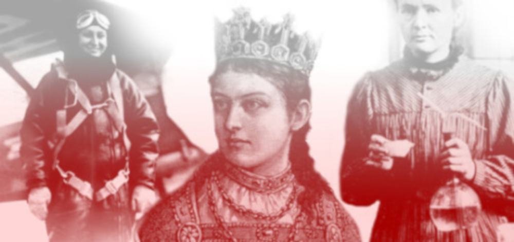 100 remarkable women from Polish history to celebrate 100