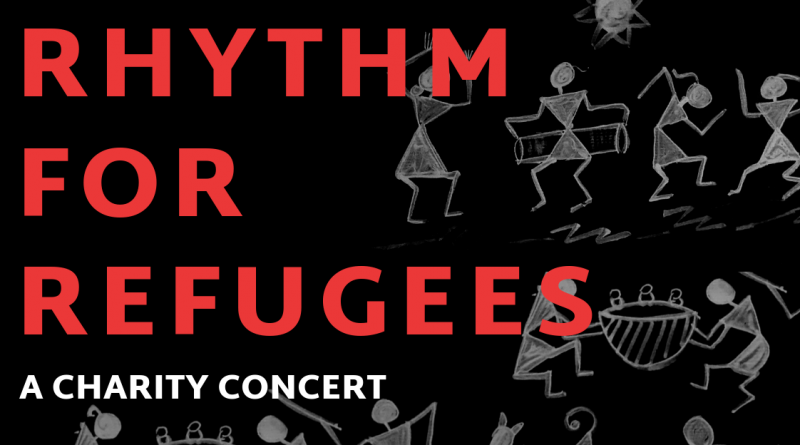 'Rhythm for Refugees' charity concert will raise money for asylum seekers in Greece