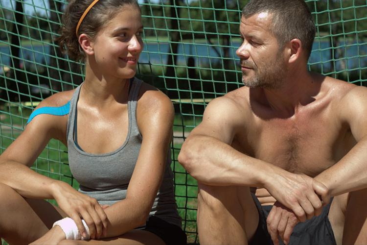 from Córka Trenera (A Coach's Daughter) a 2018 Polish film directed byŁukasz Grzegorzek