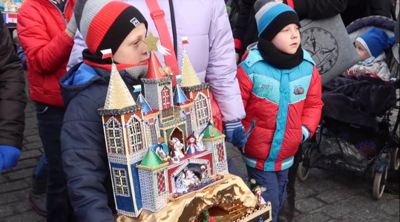 VIDEO: Krakow's 2018 nativity scene contest