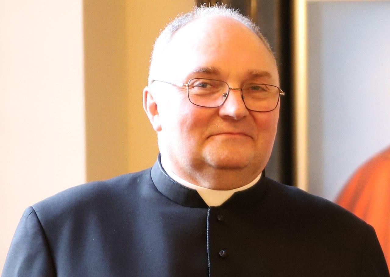 Janusz Mastaslki, pictured in December 2018 (phot. Joanna Adamik/Krakow Archdioceses)