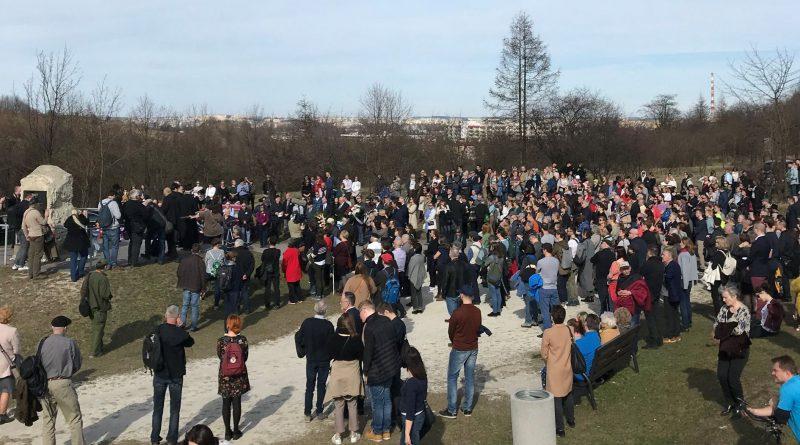 Marsz Pamięci (phot. Jewish Culture Festival)