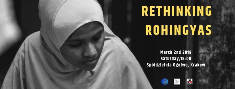 Noor Kaida, a 21-year-old Rohingya (phot. David Weston Photography)