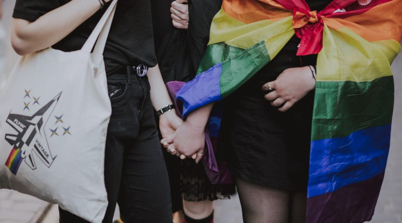 """[PHOTOS] """"Soar with us, with a light heart"""": Colorful images from Krakow's 2019 Equality March"""