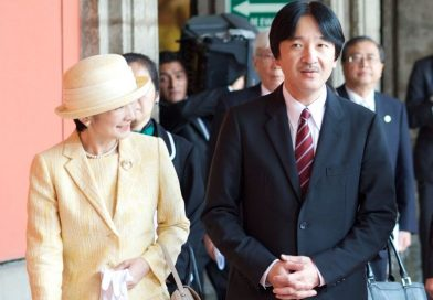 Japanese prince and duchess visit Krakow