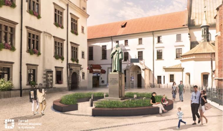 New restricted traffic zone in Krakow city center