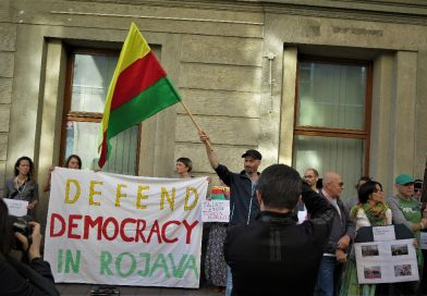 Cracovians protest in defense of Kurds: More demonstrations expected tonight