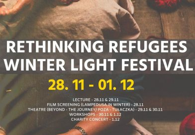 Learn about refugees (and try their food) at these two upcoming Krakow events