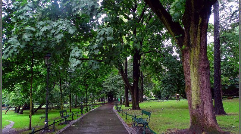 Planty Park in Krakow (phot. Jose A.)