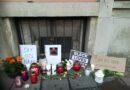 Memorial in Krakow for George Floyd, black man killed by US police