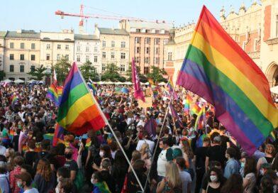 PHOTOS: Krakow Equality March 2020