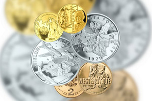 Polish National Bank issues commemorative WWII coins