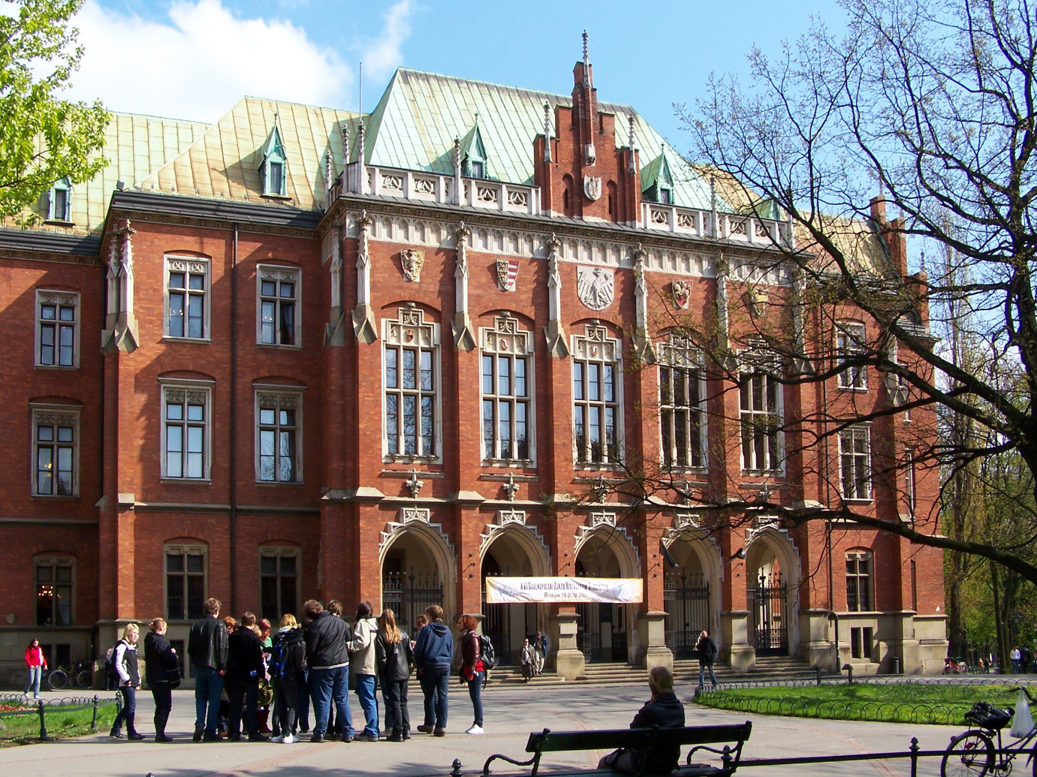 Jagiellonian University adds new programs: 8 of 13 in English