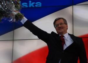 Komorowski Named PO Candidate