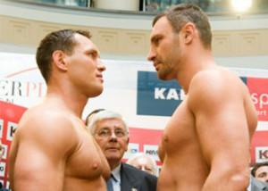 """Boxing: Albert """"the Dragon"""" Sosnowski no Match for Vitali Klitschko"""