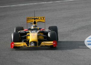 Kubica Sixth in Dry Turkish GP