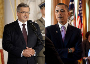 Komorowski to Meet Obama this Year