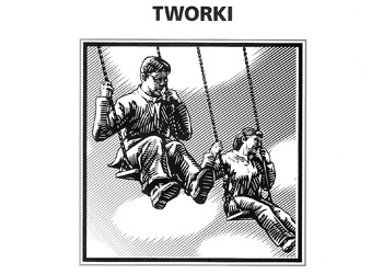 Shelf Improvement: Tworki (Writings from an Unbound Europe)