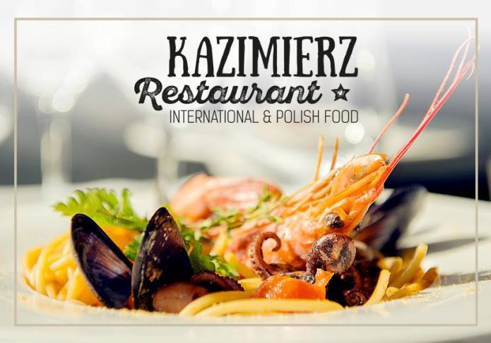 Drop In: Kazimierz Restaurant
